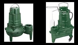 Sump Pump & Ejector Pump